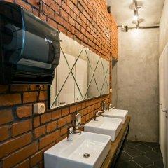 Хостел Loft Hostel77 ванная