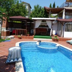 Отель Villa Sea Esta Болгария, Балчик - отзывы, цены и фото номеров - забронировать отель Villa Sea Esta онлайн бассейн фото 2