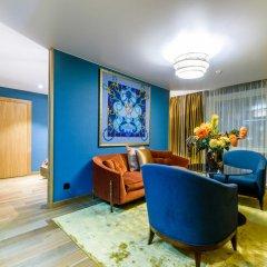 Гостиница Luciano Spa 5* Студия Делюкс с различными типами кроватей фото 8
