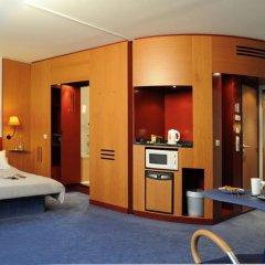 Отель Novotel Suites München Parkstadt Schwabing 3* Люкс с различными типами кроватей