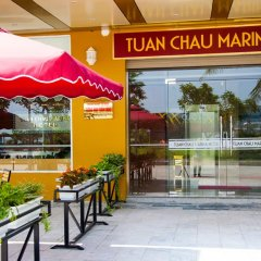 Tuan Chau Marina Hotel питание фото 2