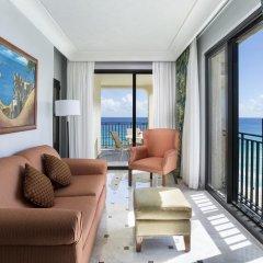 Отель Marriott Cancun Resort 4* Люкс с различными типами кроватей фото 6