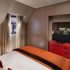 Отель Mandarin Oriental Paris 5* Номер Делюкс с различными типами кроватей фото 10