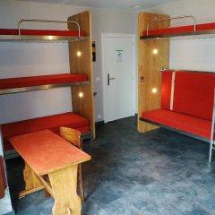 Train Hostel Кровать в общем номере с двухъярусной кроватью фото 3