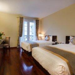 Sunline Hotel 3* Номер Делюкс с различными типами кроватей фото 3