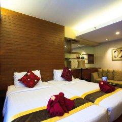 Отель FuramaXclusive Sathorn, Bangkok 4* Номер Делюкс с различными типами кроватей фото 5