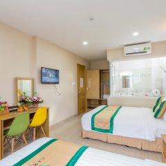 Camila Hotel 3* Номер Делюкс с различными типами кроватей фото 4