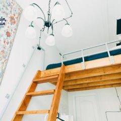 Хостел Bliss Стандартный семейный номер с двуспальной кроватью (общая ванная комната) фото 2