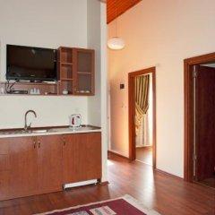 Doga Sara Butik Hotel Стандартный семейный номер с двуспальной кроватью фото 4