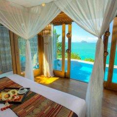Отель Santhiya Koh Yao Yai Resort & Spa 5* Улучшенный номер с двуспальной кроватью фото 7