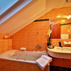 Hotel Carlton 4* Полулюкс с различными типами кроватей фото 5