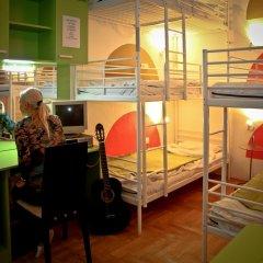 Hostel Budapest Center Кровать в общем номере с двухъярусной кроватью фото 2