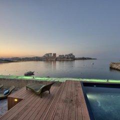 Отель Waterfront Valletta House бассейн фото 2