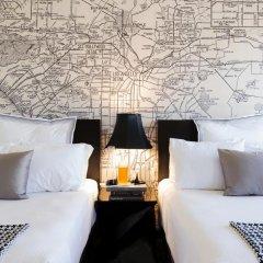 The Mayfair Hotel Los Angeles 3* Номер Делюкс с 2 отдельными кроватями фото 5
