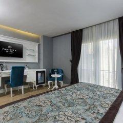 Отель Dencity 4* Улучшенный номер с 2 отдельными кроватями фото 4
