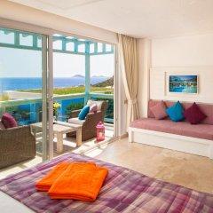 Asfiya Sea View Hotel 2* Стандартный номер с различными типами кроватей фото 8