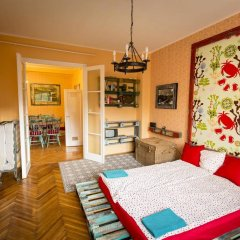 Отель Cosy Art Flat Будапешт комната для гостей фото 2