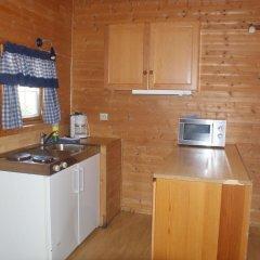 Отель Viking Camping Коттедж с различными типами кроватей фото 5
