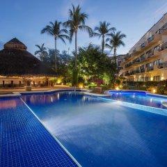 Flamingo Vallarta Hotel & Marina бассейн фото 14