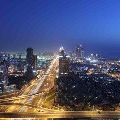 Отель Fraser Suites Dubai Дубай приотельная территория