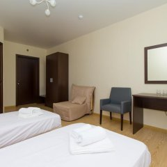 Гостиница Анатоль 3* Стандартный номер с 2 отдельными кроватями фото 3