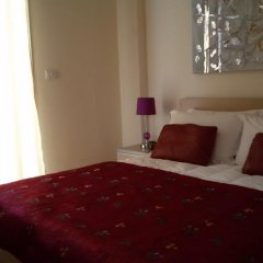 Hotel Relax Dhermi 4* Номер Комфорт с различными типами кроватей фото 8