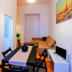 Friends Hostel and Apartments Budapest Апартаменты фото 6