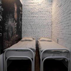 Hostel Peter and the Wolf Стандартный номер с 2 отдельными кроватями фото 2
