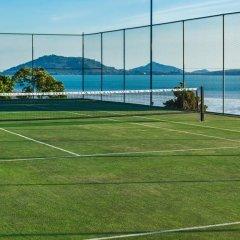 Отель Villa Padma спортивное сооружение