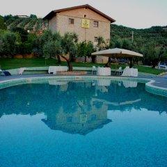 Отель Casale Ré Сперлонга бассейн фото 2