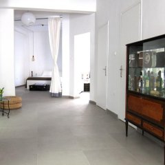 Отель Concierge Athens I 4* Апартаменты с 2 отдельными кроватями фото 27