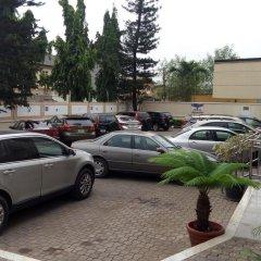 Presken Hotel and Resorts парковка