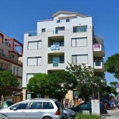 Апартаменты Tara Atlantic Apartment Поморие парковка