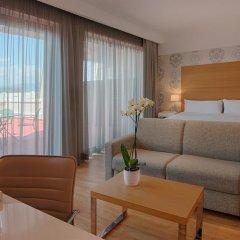 Отель NH Firenze 4* Стандартный номер с различными типами кроватей фото 3