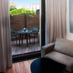 Отель Catalonia Port 4* Улучшенный номер с различными типами кроватей фото 8