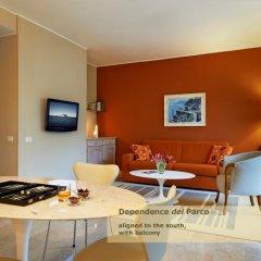 Отель Dependence del Parco Порлецца комната для гостей фото 4