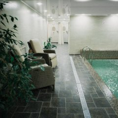 Гостиница Октябрьская бассейн фото 3