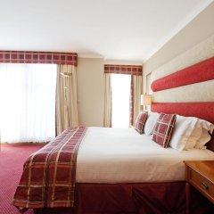 Carlton George Hotel 4* Стандартный номер с разными типами кроватей фото 11