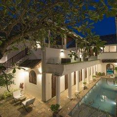 Отель Ambassador's House - an elite haven балкон