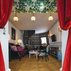 Отель Saint James Paris 5* Президентский люкс с различными типами кроватей фото 11