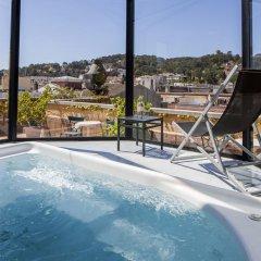 Hotel URH Vila de Tossa бассейн