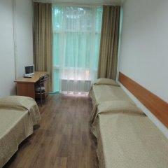 Гостиница Солнечная Кровать в общем номере с двухъярусными кроватями фото 4