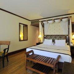 Отель InterContinental Resort Tahiti 4* Стандартный номер с различными типами кроватей фото 3