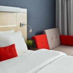 Отель Holiday Inn Express Frankfurt Messe 3* Стандартный номер с различными типами кроватей фото 7