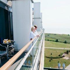 Отель Spa Tervise Paradiis 4* Люкс с различными типами кроватей фото 2