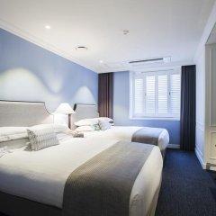 The Grand Hotel Myeongdong 3* Стандартный семейный номер с двуспальной кроватью фото 8