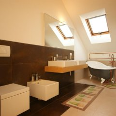 Отель Sinfonia Италия, Вербания - отзывы, цены и фото номеров - забронировать отель Sinfonia онлайн ванная