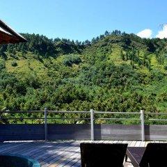 Отель Villa Honu by Tahiti Homes Французская Полинезия, Муреа - отзывы, цены и фото номеров - забронировать отель Villa Honu by Tahiti Homes онлайн балкон