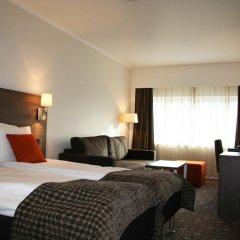 Thon Hotel Baronen 3* Стандартный номер с двуспальной кроватью фото 4