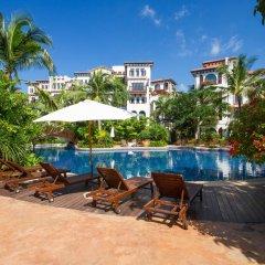 Best Western Premier International Resort Hotel Sanya бассейн фото 2